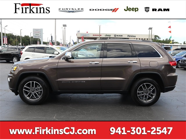Pre-Owned 2020 Jeep Grand Cherokee Limited