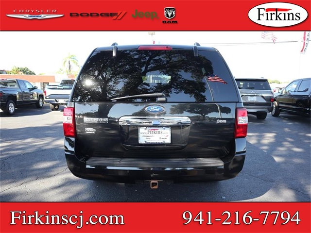 Pre-Owned 2012 Ford Expedition EL XLT