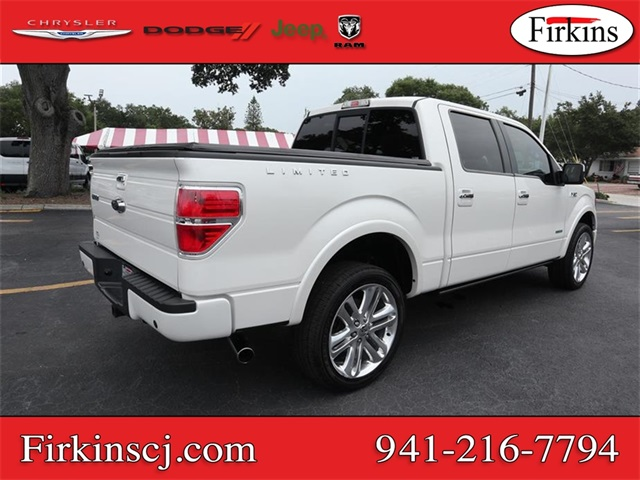 Pre-Owned 2013 Ford F-150 Limited