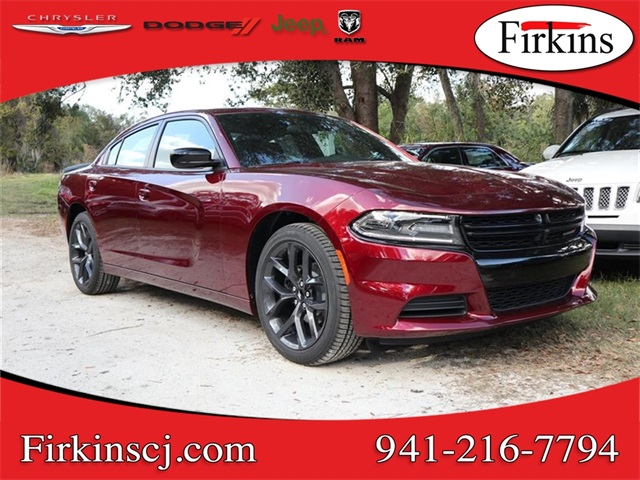 New 2019 Dodge Charger Sxt Sedan In Bradenton D9447 Firkins Cdjr