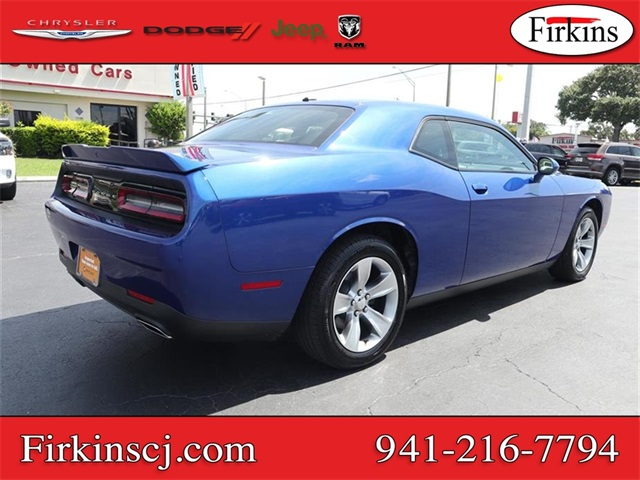 Certified Pre-Owned 2019 Dodge Challenger SXT
