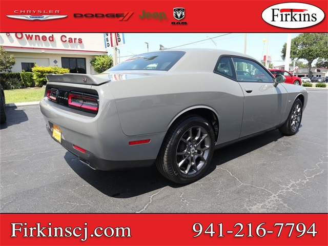 Certified Pre-Owned 2018 Dodge Challenger GT