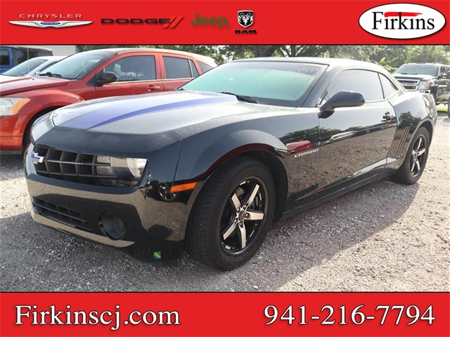 Pre-Owned 2012 Chevrolet Camaro 1LS