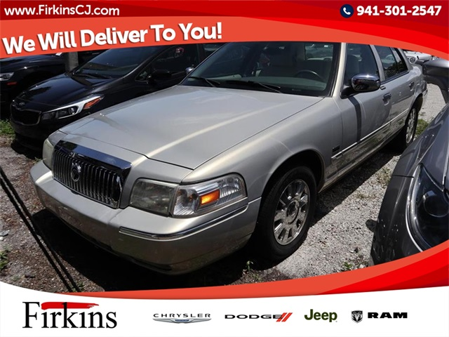 Pre-Owned 2007 Mercury Grand Marquis LS