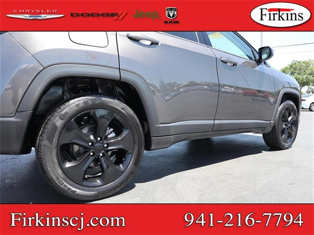 Certified Pre-Owned 2019 Jeep Compass Latitude