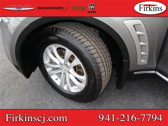 Pre-Owned 2011 INFINITI FX35 Base