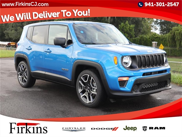 New 2020 JEEP Renegade Sport