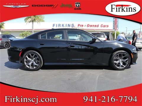 Certified Pre-Owned 2019 Dodge Charger GT
