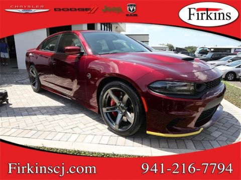 New 2019 DODGE Charger SRT Hellcat